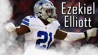 Download Ezekiel Elliot Rookie Highlight (PART 1) ᴴᴰ Video