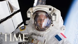 Download NASA International Space Station Spacewalk Livestream | TIME Video