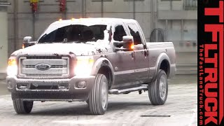 Download 2017 Ford Super Duty Deep Freeze Testing: When -20F is balmy Video