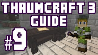 Download ★ Thaumium Scoop and Thaumium Grafter - Thaumcraft 3 Guide #8 w/ PlayerSelectGaming Video