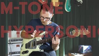 Download Guitar Visitor: M-Tone Hypersonic (It's a beast!) Video