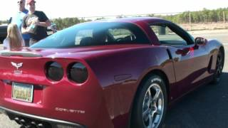 Download C6 Corvette LS2 12.0 1/4 Mile Bolt-ons only Video