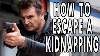 Download How To Escape A Kidnapping - EPIC HOW TO Video