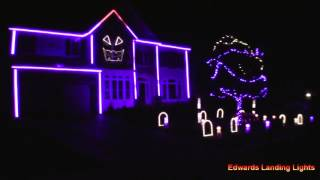 Download Halloween Light Show 2015 - House Party by Sam Hunt Video