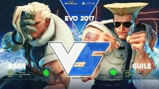 Download SFV: Liquid.NuckleDu vs Razer.Infiltration - EVO2017 Top 512 - CPT2017 Video