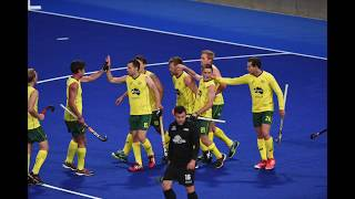 Download Australia 3 beat New Zealand 1. Mens hockey IFOH 2016. Video and images Video