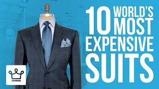 Download Top 10 Most Expensive Suits In The World Video