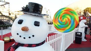 Download The Queen Mary: CHILL highlights during 2017 holiday season Video