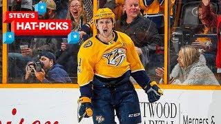 Download NHL Plays of The Week | Steve's Hat-Picks Video