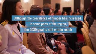 Download FAO and UN agencies collaborate to reset food systems to deliver better nutrition in Asia-Pacific Video
