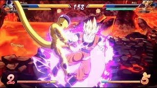 Download Frieza Golden Form TRANSFORMATION GAMEPLAY! | DRAGON BALL FIGHTERZ Video