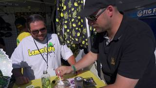 Download Episode #4: Lemon Tree Infused Water Demo at US High Time Cannabis Cup 2017 Video