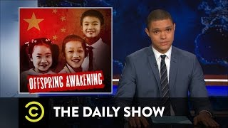 Download China Ditches Its One-Child Policy: The Daily Show Video