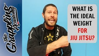 Download What Is The Ideal Weight For Jiu JItsu? Video
