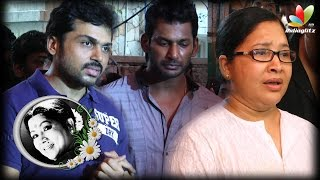 Download ″Manorama is the lady Sivaji″- Vishal, Karhi, Kovai Sarala, Pandiarajan, SVe.Sekhar | Aachi Death Video