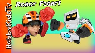 Download Big ROBOT RC Tournament with HobbyFamily Video
