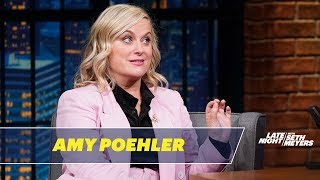 Download Amy Poehler Reveals How She First Met Nick Offerman Video