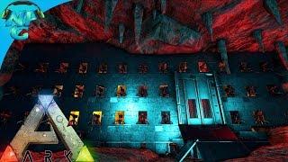 Download The Unraidable Underwater Cave Base Build Raid! ARK Survival Evolved - PvP Season 2 E13 Video