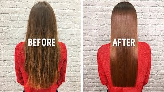 Download I Straightened My Hair Quickly With an Easy Remedy Video