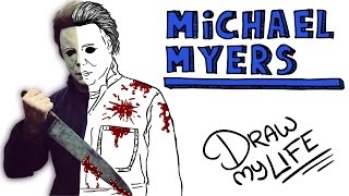 Download MICHAEL MYERS   Draw My Life Video