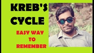 Download HOW TO LEARN KREB'S CYCLE / EASY AND SIMPLE WAY TO LEARN KREB'S CYCLE Video