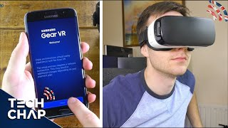 Download Samsung Gear VR SETUP & REVIEW with Galaxy S7 & S7 Edge (4K) Video