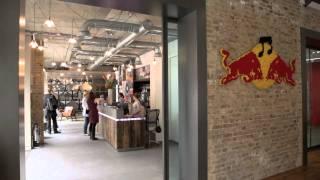 Download Redbull's Office Design Video