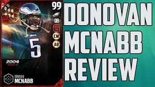 Download How Good is Boss 99 Donovan McNabb? MUT 17 Player Review Video