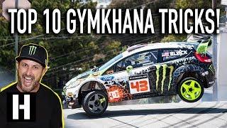 Download Ken Block Tells Us His Top 10 Gymkhana Tricks Ever! Video