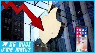 Download Pourquoi Apple ne vend-il pas autant d'iPhone que prévu ? DQJMM (1/2) Video