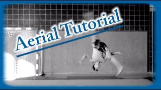 Download Aerial Tutorial Tipps - Tricking Parkour Freerunning Turnen / Gymnastic Freies Rad Video