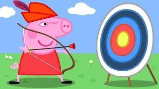 Download Peppa Pig Świnka Peppa po Polsku | Peppa w Wesołym Miasteczku! 🎡 | Bajki Po Polsku Video
