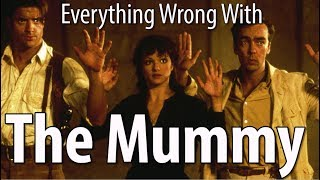 Download Everything Wrong With The Mummy (1999) Video