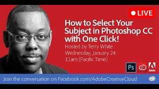 Download How to Select Your Subject in Photoshop CC with One Click Video