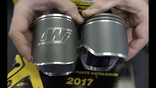 Download FORGED VS CAST PISTONS AND PISTON COATINGS EXPLAINED! Video