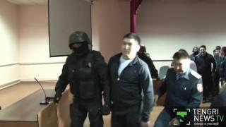 Download В Талдыкоргане устроили показательный суд над экс-полицейскими по делу об убийстве Яковенко Video