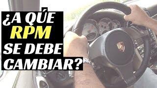Download CUANDO CAMBIAR DE MARCHA- ¿A cuantas RPM se hacen los cambios de velocidad? -Velocidad Total Video