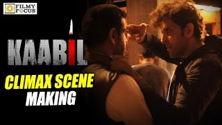 Download Kaabil Climax Scene Making Video || Making of Kaabil Action Scene || Hrithik, Yami Gautham Video