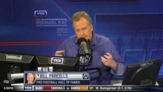 Download Bill Parcells on Bill Belichick and not drafting Tom Brady - The Michael Kay Show Video