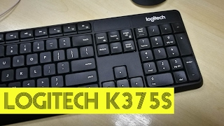 Download Logitech K375s Review | Compact Multi-Device Keyboard Video