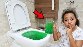 Download SLIME PRANK IN MY DAD'S TOILET!! Video
