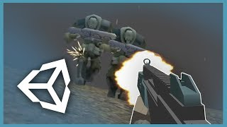 Unity 3D FPS project (version 0 3) Free Download Video MP4 3GP M4A
