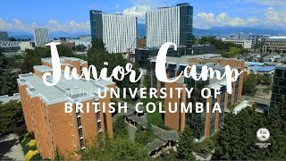 Download Junior English Summer Camp at UBC, Vancouver Video