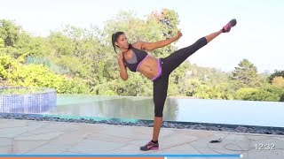 Download Kickboxing Workout at Home : Cardio Workout at Home : Cardio Kickboxing : Lose Weight Fast Video