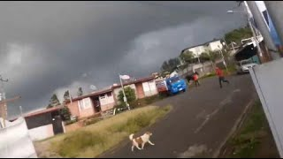 Download From laughing to screams, what NOT to do when there's a potential tornado Video