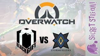 Download Overwatch Stream! Team #BlackGift vs #StormFeelers Video
