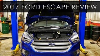 Download Review | 2017 Ford Escape | When Reviews Go Wrong Video