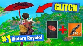 Download SHOOTING While FLYING *GLITCH* In Fortnite Battle Royale! Video