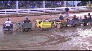 Download Lawn Mower Demo Derby Alexandria, Ky. Fairgrounds 9-17-2011 Video