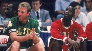 Download Larry Bird schools Michael Jordan Video